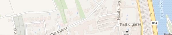 Karte EDR Immobilienverwaltung Wien