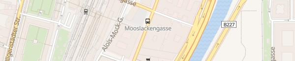 Karte City - Muthgasse Wien