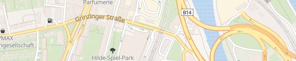 Karte Einkaufszentrum Q19 Wien