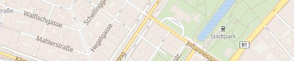 Karte ÖAMTC Wien