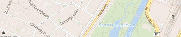 Karte City - Gartenbaukino Wien