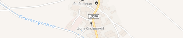 Karte Gemeindeamt Gaubitsch
