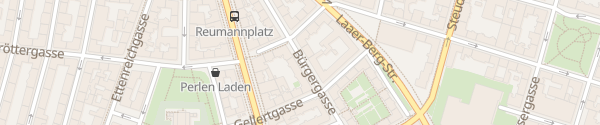 Karte City - Bürgergasse Wien