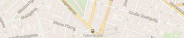 Karte City - Castellezgasse Wien