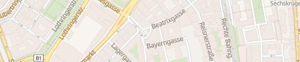 Karte E-Bike Ladesäule Wirtschaftskammer Wien Wien