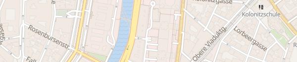 Karte Bundesrechenzentrum Wien