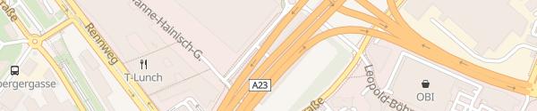 Karte BOE Garage Neu Marx Wien