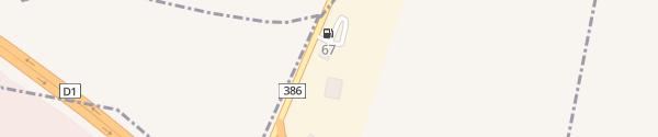 Karte Truck Moto Servic Ostrovačice