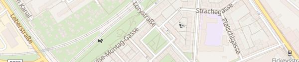 Karte City - Albin-Hirsch-Platz Wien