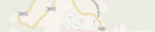 Karte Parkiralište Varaždinske Toplice