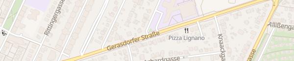 Karte City - Kollarzgasse Wien