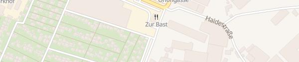 Karte LGV Frischgemüse Wien