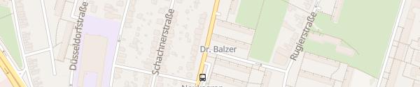 Karte City - Siebenbürgerstraße Wien