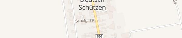 Karte Gemeindeamt Deutsch Schützen