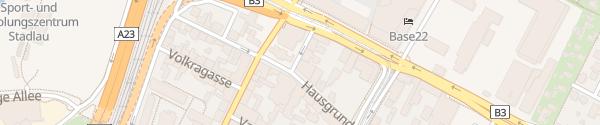Karte City - Genochplatz Wien