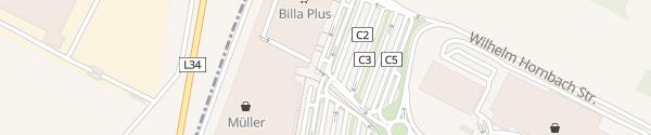 Karte Destination Charger G3 Shopping Resort Gerasdorf bei Wien