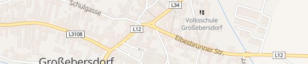 Karte Dr.-Peschl-Straße Großebersdorf