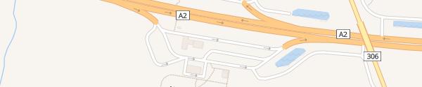 Karte Orlen A2 MOP Zalesie Zalesie