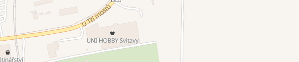 Karte Lidl Svitavy