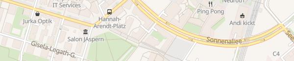 Karte WIPARK Garage Seestadt Aspern P3 Wien