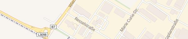 Karte ecocenter Obersdorf