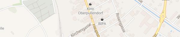 Karte Bezirksverwaltung Oberpullendorf