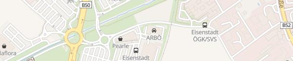 Karte ARBÖ Eisenstadt
