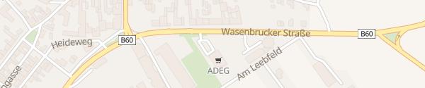 Karte ADEG Reisenberg