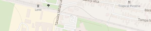 Karte Therme Lenti