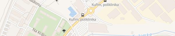 Karte Kaufland Kuřim