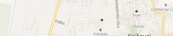 Karte Grdenićeva Križevci