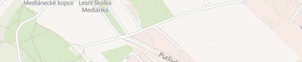 Karte Artin Brno-Medlánky
