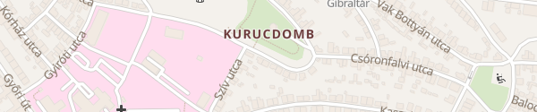 Karte e-Mobi Sopron