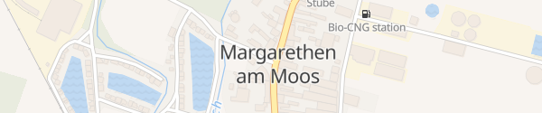 Karte Hauptplatz Margarethen am Moos