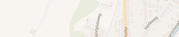 Karte Sportplatzweg Kleinneusiedl