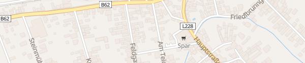 Karte Evas Paradies Deutschkreutz
