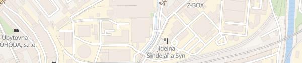 Karte Tepláreň Brno