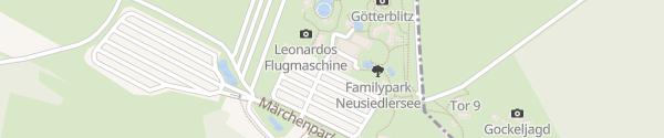 Karte Familypark St. Margarethen im Burgenland