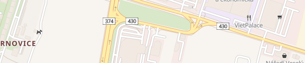 Karte AAA Auto Brno