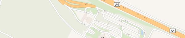 Karte OMV Raststation Göttlesbrunn