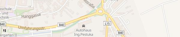 Karte Autohaus Ing. Pestuka Zistersdorf