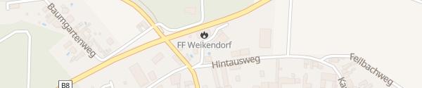 Karte Florianiplatz Weikendorf