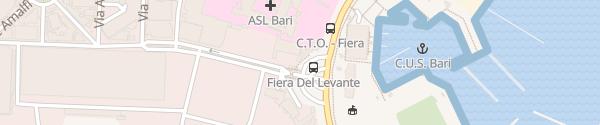 Karte Enel Drive Säule Bari