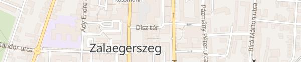 Karte Magyar Államkincstár Zalaegerszeg