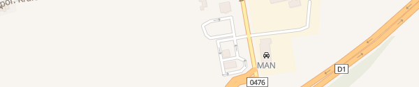 Karte Rousínov Autocentrum Rousínov
