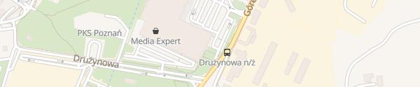 Karte Galeria Handlowa Panorama Poznań