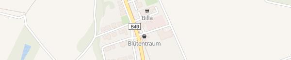 Karte Cafe Bernstein Marchegg