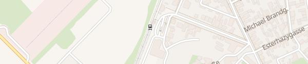 Karte Bahnhof Frauenkirchen