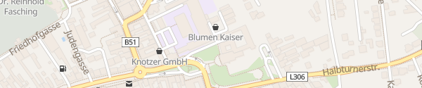 Karte Kirchenplatz Frauenkirchen