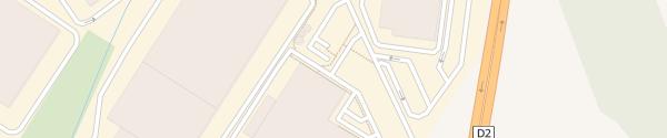 Karte Schnellecke Lozorno